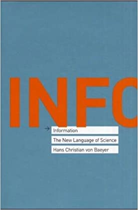 Information The New Language of Science