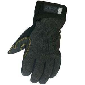 Mechanix Wear Cold Weather Glove - Small/Black