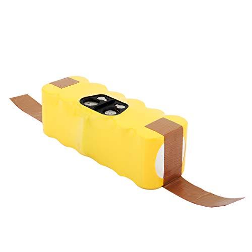Lotive 14.4V 4800mAh Ni-MH Battery Compatible with iRobot Roomba 500 600 700 800 900 Series 500 510 530 531 532 560 570 580 595 600 700 800 870 900 980 - Series 4800