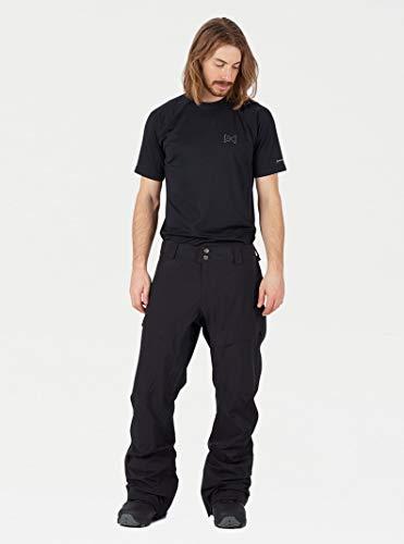Burton Men's AK Gore-Tex 2L Swash Snow Pant, Large, AK Gore-tex 2L Swash Pant -