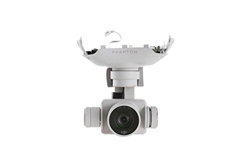 DJI Phantom 4 4k Gimbal Camera, White - Slow Phantom Motion Camera