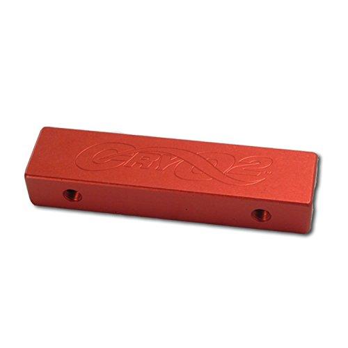 Design Engineering 080121 CryO2 Cryogenic Fuel Bar, 6AN - Red
