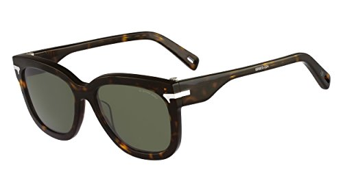 G-Star Raw GS602S Wayfarer Sunglasses, Havana, 53 - Star Raw Sunglasses G