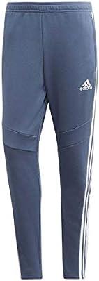 adidas Tiro 19 Cotton Pant Pantalones, Hombre, Tech Ink/White, 2XL ...