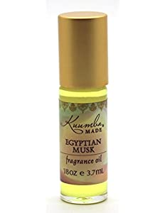Kuumba Made Egyptian Musk Fragrance Oil 1/8 Ounce