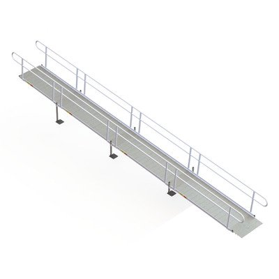 MOD Ramp System Size: 30' L by EZ-Access