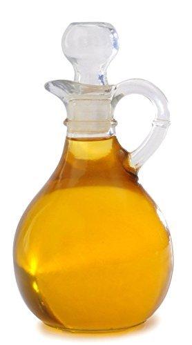 Norpro Oil Vinegar 11oz Cruet for Vinaigrettes Salad Dressing Syrup Dispenser