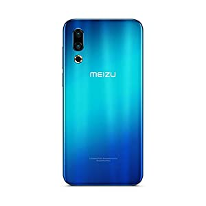 Original Meizu 16s 8GB 128GB Snapdragon 855 Octa Core 6.2″ FHD 2232x1080p 3600mAh 48mp 20mp Dual Rear Camera Cell Phone by-(Real Star Technology) (Blue)