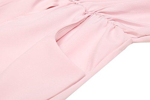 cooshional - Combinaison - Femme -  rose -  XXL (48 )