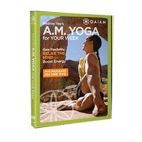 Dvd, Am Yoga For Your Week