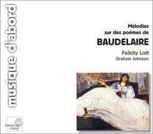 """Afficher """"Mélodies sur des poèmes de Baudelaire"""""""
