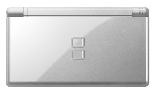 Nintendo Ds Lite Gloss Silver NEW by Nintendo (Image #1)