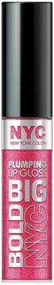 New York Color Big Bold Plumping Lip Gloss - Pump Purple (Pack of 2)