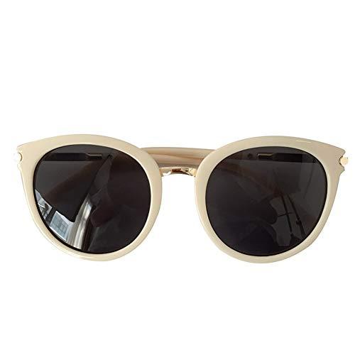 Gafas de de blanca sol la calle NIFG de la manera SdY5Sqw