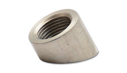 Vibrant (1193A) 45° Stainless Steel Oxygen Sensor Bung