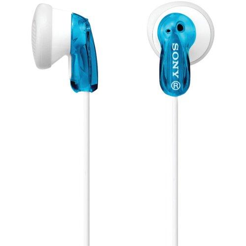 SONY EAR BUDS HEADPHONES BLUE RE9LPBLU