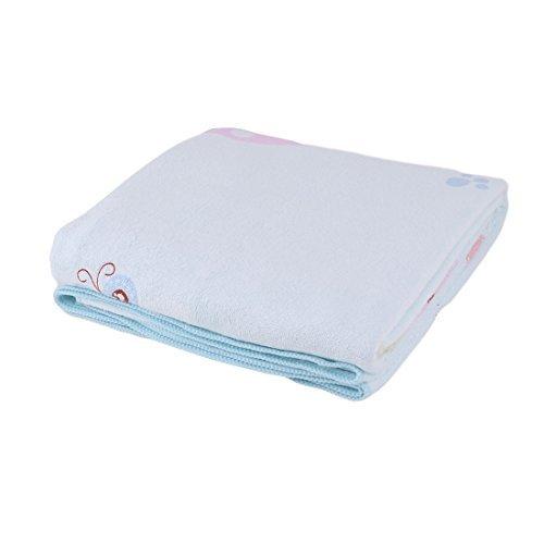 DealMux KUTTO Autorizado microfibra Balo Imprimir Household Secagem Toalha de banho 140 centmetros x 70 centmetros Azul