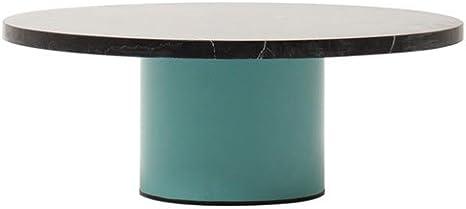 Ynes Modern Coffee Table Blue Black Blue Black Amazon Ca Home
