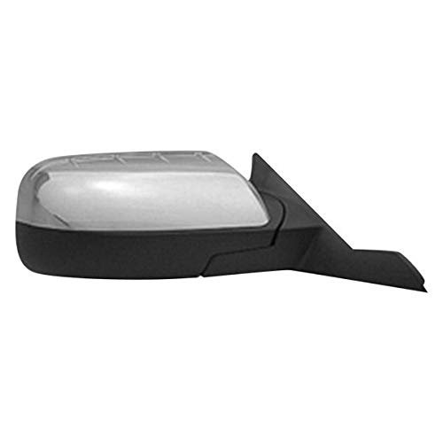 Replacement Passenger Side Power View Mirror Heated, Foldaway Fits Ford Taurus