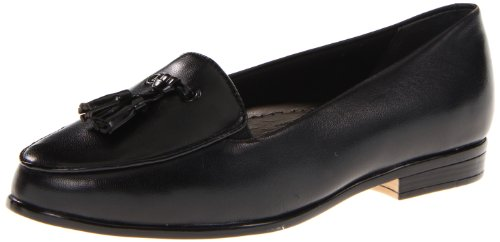 Trotters Women's Leana Loafer Black/Black