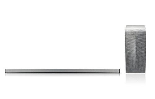 LG LAC950M Curved Music Flow Soundbar mit Kabellosen Subwoofer