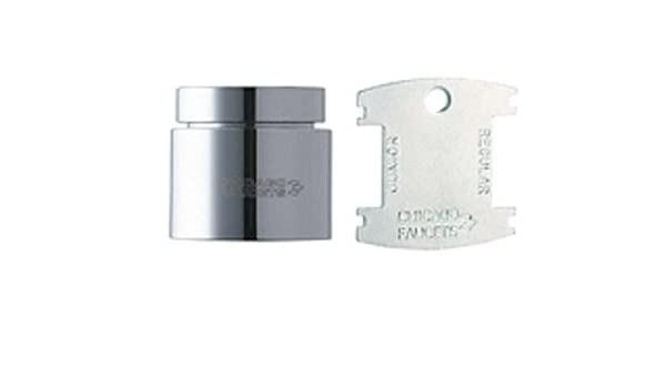 Chrome Delta Faucet RP246 Aerator for 2.0 GPM Vandal Proof