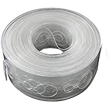 Hot Sale!DEESEE(TM)🌸🌸5m Plastic Transparent Balloon Chain Tape Arch Connect Strip for Wedding Birthday Party Decor(not include balloons)