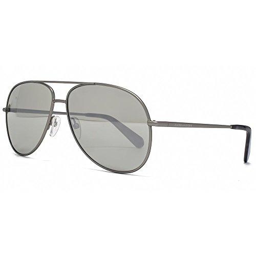 c7b6a3043cbad6 Marc Jacobs Lunettes de soleil aviateur en miroir argent MJ 527 S 6PF 61  Gris ...