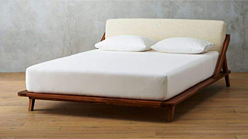 BALAJI FURNITURE Solid Wood King Size Bed for Bed Room | Solid Wood Bed | Sheesham Wood, Honey Finish