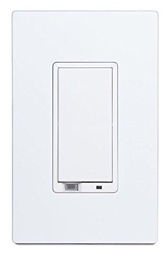 GOCONTROL RA45851 Z-Wave Wall Dimmer Switch, WHITE