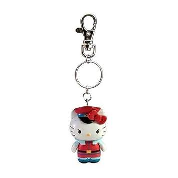 Sanrio X Street Fighter M. Bison Hello Kitty Ver. Llavero ...
