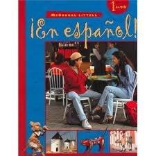 En Espanol: Level 1 Publisher: Houghton Mifflin Harcourt