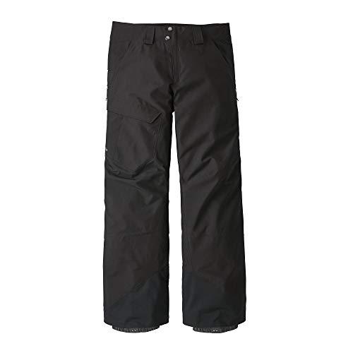 Patagonia Mens Powder Bowl Pants - Regular Fit (Black, Extra Large)
