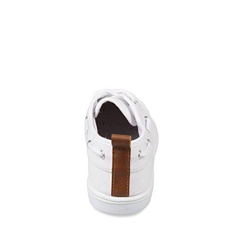 MERRY SCOTT ,  Sneaker donna bianco bianco