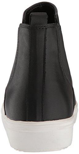 Blondo Women's Gennie Waterproof Sneaker Black Leather HJyl19oB