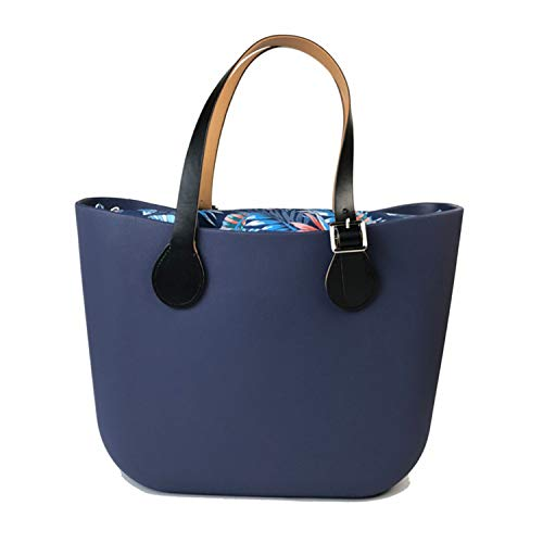 In Da Silicone Laughingcv Donna Borsa Blue AzFx88