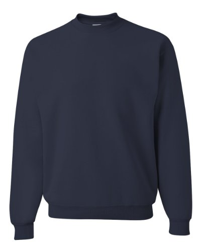 100% Cotton Crewneck Sweatshirt - 1