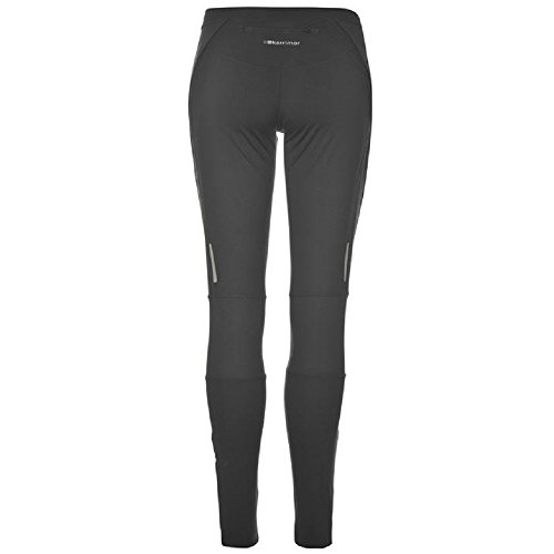 Damen Karrimor Running Tights/Leggings – Hose Hose 10 schwarz