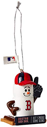 (Boston Red Sox 2016 Smores Ornament)