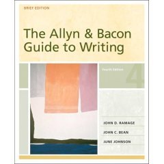The Allyn & Bacon Guide Writing, 4th Edition