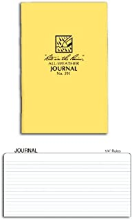 product image for Rite in the Rain Stapled Notebooks Journal (Horizontal Line) Page Pattern #391