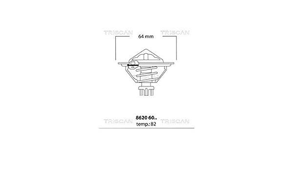 Termostato CALORSTAT by Vernet TH6851.82 NISSAN
