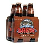 knudsen soda - Knudsen Natural Brew Draft Rootbeer pack of 4, 12 ounce each -- 6 per case.