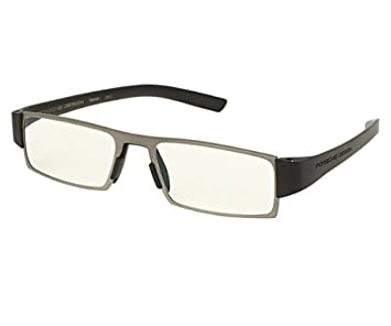 10680028971 Porsche Design - Model P 8802 Reading Tool with +1.50 PHOTOCHROMIC LENSES  (changes from 8% ...