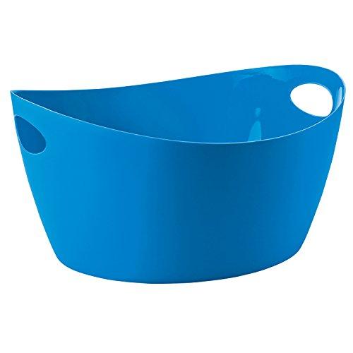 Karibikblau Rukket Bottichelli Svart L Vaskebeholderen qgwnO0I