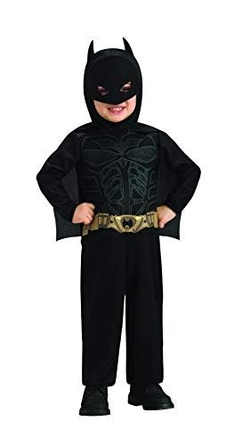Batman The Dark Knight Rises Batman Costume, Black,