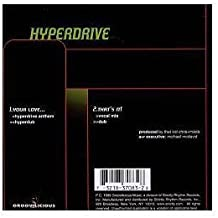 Your Love / That's It by Hyperdrive (1999-06-08)