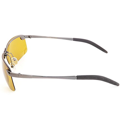 aeb7038a01 85% OFF Vintage Originales Espejos Lentes Gafas De Sol Polarizadas Gafas  Gafas De Visión Nocturna