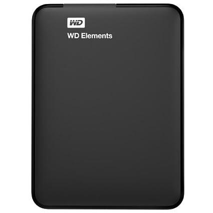 WD Elements SE (WDBU6Y0040BBK-WESN) 4TB Porta..