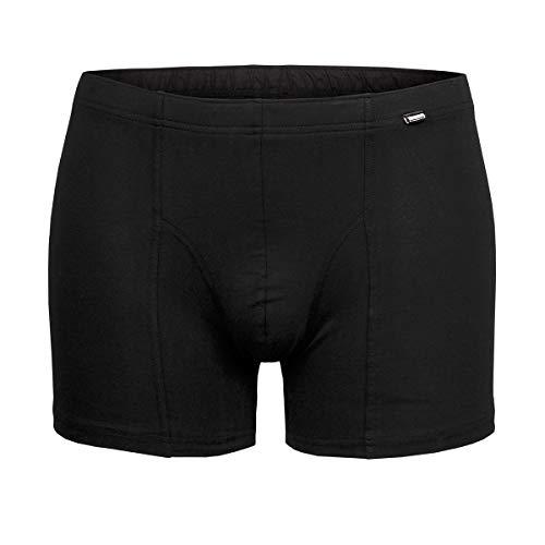 de Black Mike modelos Xxl Paquete Boxer dos Adamo Shorts q5XB7wf1x
